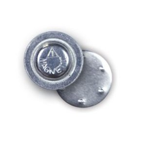 Magnet Badge Fastener (Single Circle)